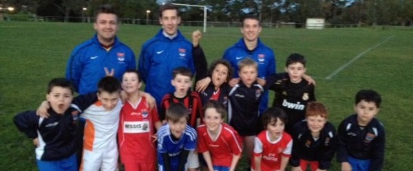 Fitzroy City Socccer Club - Junior Teams