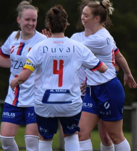 fitzroy city soccer club - womens team